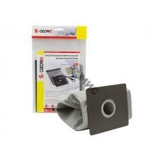 Мешок для пылесоса синтетический многоразовый OZONE MX-UN (1 шт.) (Универсальные пылесборники для лю