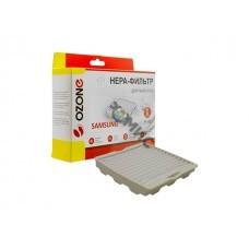 HEPA-фильтр для пылесоса одноразовый OZONE H-40 (1 шт.) (Для пылесоса Samsung серии SC41:, SC52:, SC
