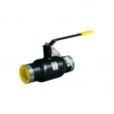Кран шаровый LD КШЦП (под приварку) из ст.20 Ду 40/30 Ру 4,0 МПа стандартнопроходной, РФ