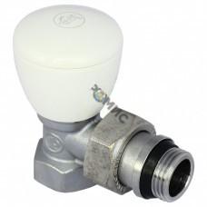 Клапан ручной угловой Dn 20 GIACOMINI код:R5X034 Италия