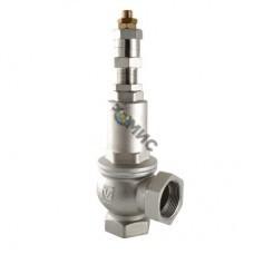 Клапан предохранительный VALTEC, регулируемый, 1-12 бар 1