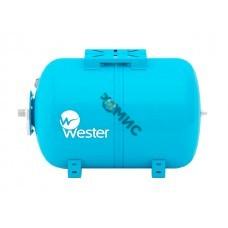 Гидроаккумулятор горизонтальный Wester WAO50
