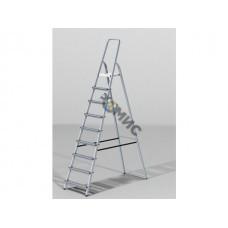 Лестница-стремянка алюм. 191 см 9 ступ. 6,0кг PRO STARTUL (ST9940-09)