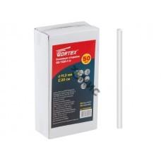 Клеевые стержни Wortex GS 1120-1 U  (PVC универсальный, 11,2*200мм, 50шт, коробка) (PVC универсальны