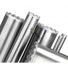Коронка алмазная d120мм бетон ВОЛОТ-СТАНДАРТ диаметр 120мм, длина 450мм, хвостовик 1 1/4
