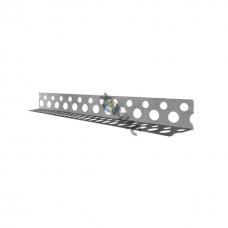 Уголок штукатурный алюминиевый А-022-18,5-3000, РБ
