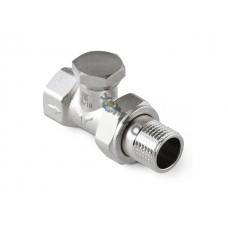 Клапан прямой запорно-регулируемый 1/2 PRO AQUA