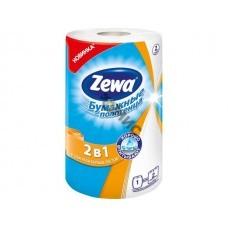Полотенца бумажные кухонные 2в1 1 рул. Zewa
