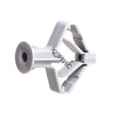 Дюбель пластмассовый для пустотелых конструкций 10х50 мм (бабочка) (200 шт.) STARFIX