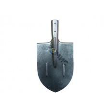 Лопата штыковая остроконечная из рельсовой стали S506 (БТЗ) Китай