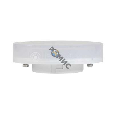 Лампа светодиодная ECO T75 таблетка 12Вт 230В 4000К GX53 ИЭК LLE-T80-12-230-40-GX53, РФ 2287