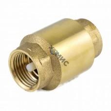 Клапан обратный Ду15 пружинный 3001-01 Aquasfera Россия