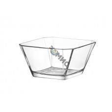 Салатник стеклянный, квадратный, 196 мм, серия Karen, LAV