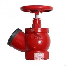 Клапан пожарного крана ПК50 чугун.красный угл. ( м-ц ) РБ