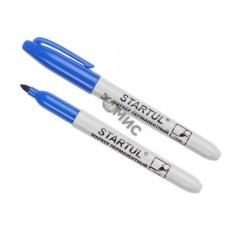 Маркер промышл. перманентный фетровый синий STARTUL PROFI (ST4350-02) (толщ. линии 1.5 мм)