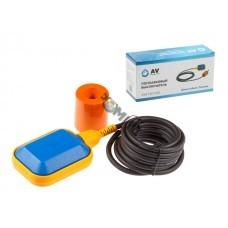 Поплавковый выключатель с кабелем 3 м AV Engineering