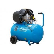 Компрессор DGM AC-2101 (ресив. 100 л, 440 л/мин, 8 атм, коаксиальный, масляный, 220 В, 2.20 кВт) Китай