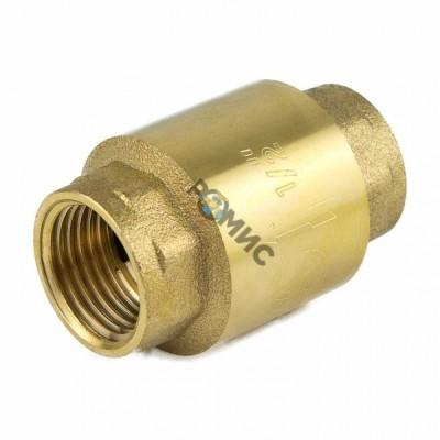 Клапан обратный Ду50 пружинный 3001 Aquasfera Россия