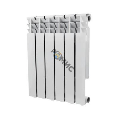Радиатор биметалл Ultra Plus 500 9 секц Q=1287Вт Ogint Россия