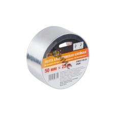 Лента алюминиевая клейкая 50ммх25м STARTUL PROFI (ST9037-50-25)