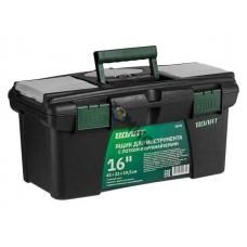 Ящик для инструмента пластмасс. 41х22х19,5 см (16
