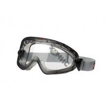 Очки закрытые 3М 2890A прозрачные Ацетатное стекло (Очки закрытые с эластичной лентой оголовья, непр