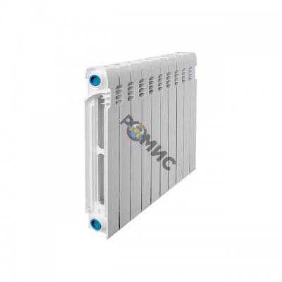 Радиатор чугунный Ogint (белый) 500 7 секц Qну=840Вт Ogint Россия