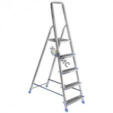 Лестница-стремянка алюм. 5 ступ.  TARKO 04105, РБ