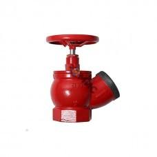 Клапан пожарного крана ПК65 МР чугун.красный угловой (м-ц)  РБ