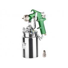 Краскораспылитель ECO SG-5000 (HVLP, сопло ф 1.7 мм, нижн. бак 1000 мл)