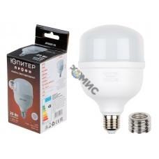 Лампа светодиодная промышл. T100 25 Вт 170-240В E27/E40 6400К ЮПИТЕР (200 Вт аналог лампы накал., 22