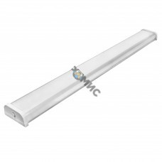 Светильник (под 2 светодиодные лампы 1200мм) ДПО 12-2х16-001 УХЛ4 IP40, РБ
