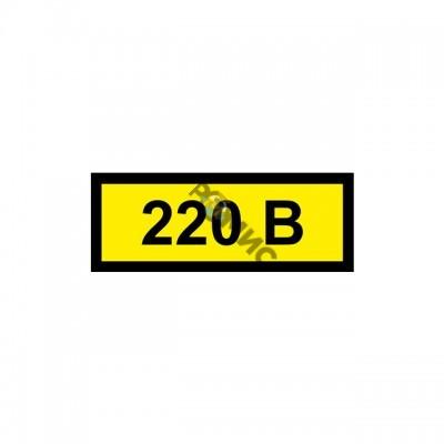 Знак 220В, РФ