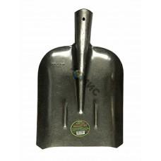 Лопата совковая б/ч  рельс.сталь с рёбрами жёсткости (рельсовая сталь, лакиров) СРС-1 Green Revolution, Китай