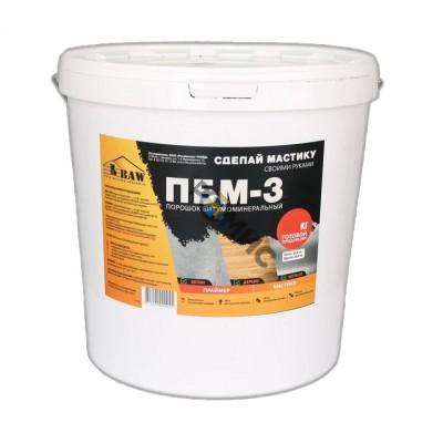 Порошок битумоминеральный ПБМ-3 ( 7 кг)