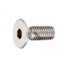 Винт 8х20 мм с потайной головкой и внутр. шест. нерж.сталь (А2), DIN 7991 (10 шт в зип-локе) STARFIX