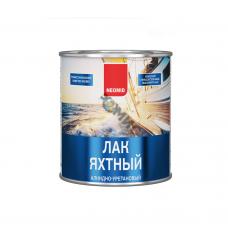 Лак яхтный алкидно-уретановый глянц. Неомид (0,75) Россия