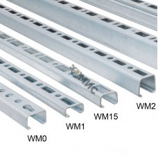 BIS RapidRail Профиль WM15 (pg) 30 х 20 х 1,75 х 2000мм