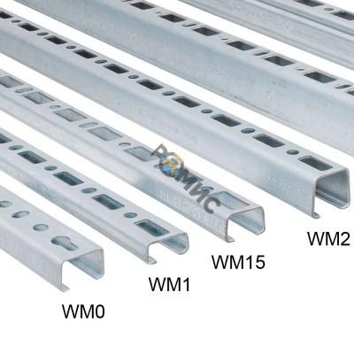BIS RapidRail Профиль WM2 (pg) 30 х 30 х 2 х 2000мм, Украина