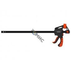 Струбцина пистолетная 450х60мм STARTUL MASTER (ST9024-45) (быстрозажимная)