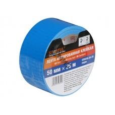 Лента армированная клейкая 50ммх25м синяя STARTUL PROFI (Повышенный уровень устойчивости к влаге и ж