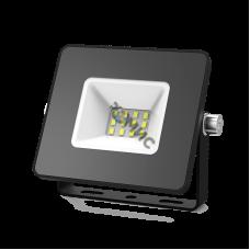 Прожектор светодиодный Elementary 10Вт 780лм IP65 6500К черн. ПРОМО Gauss 613100310P, РФ5647