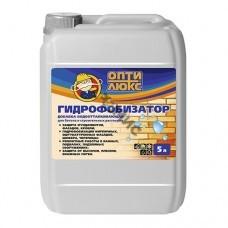 Добавка водоотталкивающая Гидрофобизатор 1,0л ТМ«OPTILUX», РФ