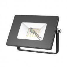 Прожектор светодиодный Elementary 30Вт 2100лм IP65 6500К черн. ПРОМО Gauss 613100330P, РФ5661