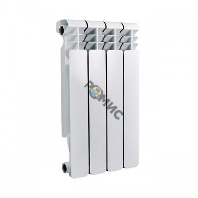 Радиатор алюмин Delta plus 500 6 секций Qну=804Вт OGINT Китай