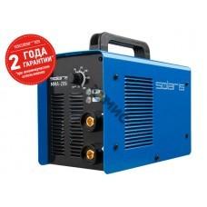 Инвертор сварочный SOLARIS MMA-205i (230В; 10-200 А; 85В; электроды диам. 1.6-4.0 мм; вес 5.1 кг)