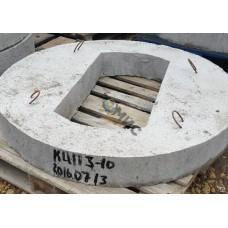 Плита колодца КЦП З-10, РБ