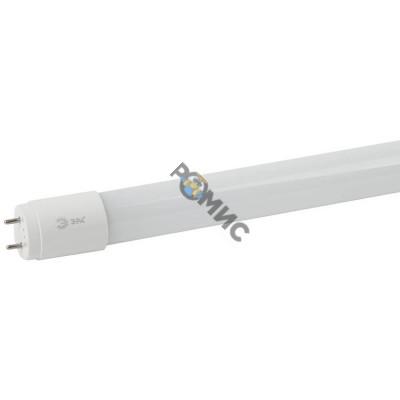 Лампа светодиодная (аналог 18 Вт 600мм) 10Вт 10W-840-G13-600mm (диод., трубка стекл.,10Вт 4000К, нейтр,неповор. цоколь) ЭРА ECO LED, РФ 2127