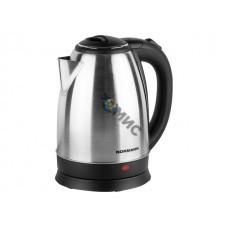 Чайник электрический AKL-134 NORMANN (1800 Вт; 2,0 л; нерж.сталь)