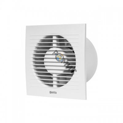Вентилятор ф125 с таймером E-EXTRA ф125 mm, EE125T, 4750492007303, Латвия